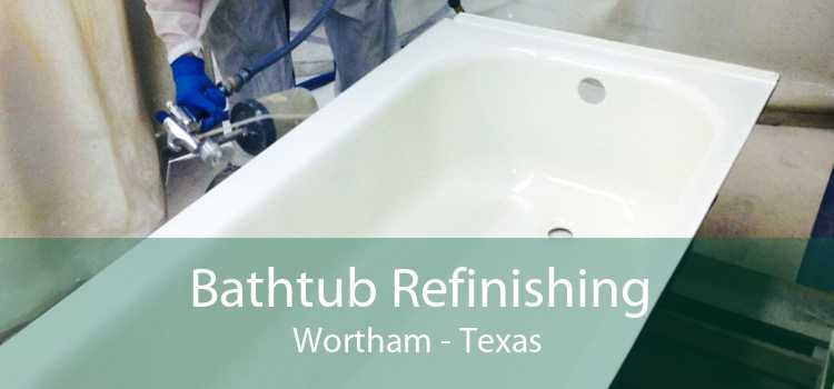 Bathtub Refinishing Wortham - Texas