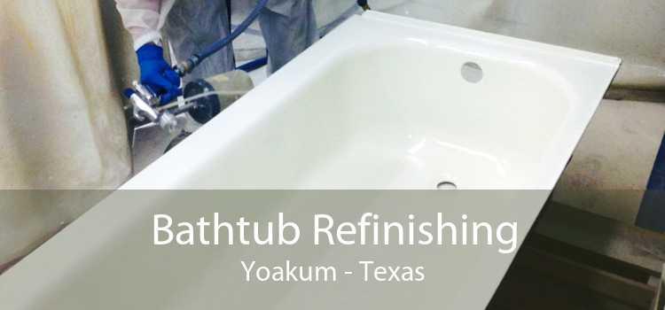 Bathtub Refinishing Yoakum - Texas