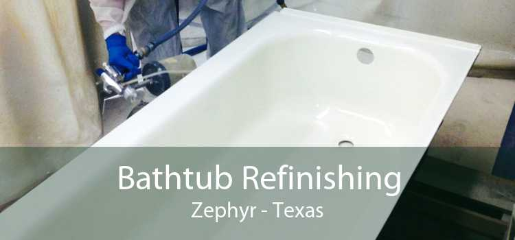 Bathtub Refinishing Zephyr - Texas