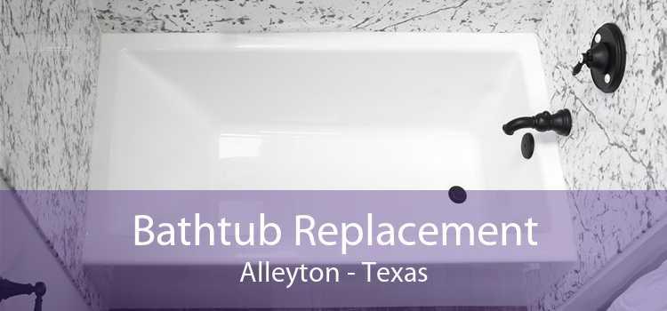 Bathtub Replacement Alleyton - Texas