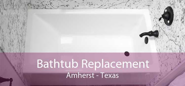 Bathtub Replacement Amherst - Texas