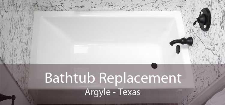 Bathtub Replacement Argyle - Texas