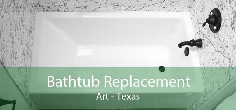 Bathtub Replacement Art - Texas