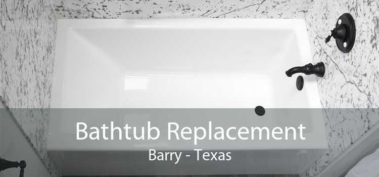 Bathtub Replacement Barry - Texas