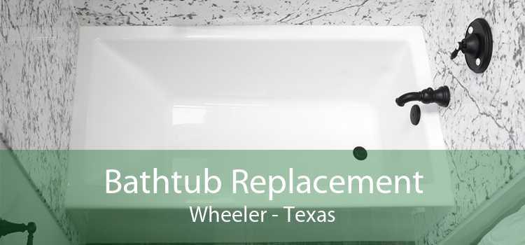 Bathtub Replacement Wheeler - Texas