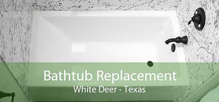 Bathtub Replacement White Deer - Texas