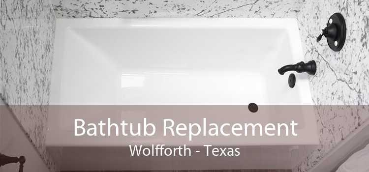 Bathtub Replacement Wolfforth - Texas