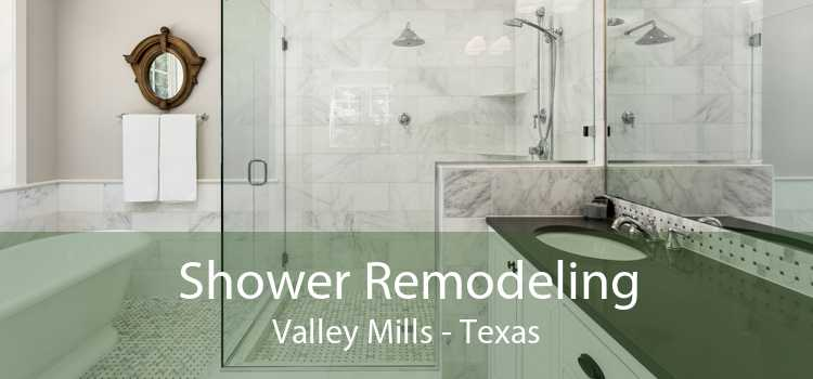 Shower Remodeling Valley Mills - Texas