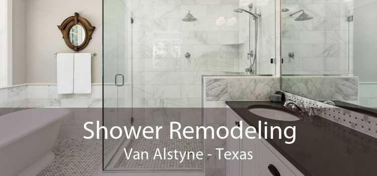 Shower Remodeling Van Alstyne - Texas
