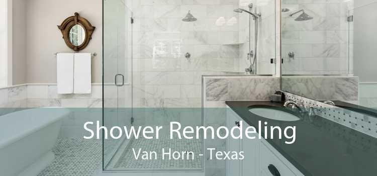 Shower Remodeling Van Horn - Texas