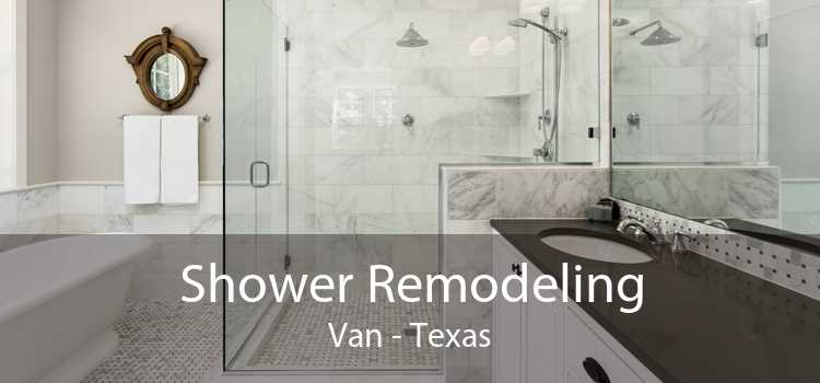 Shower Remodeling Van - Texas