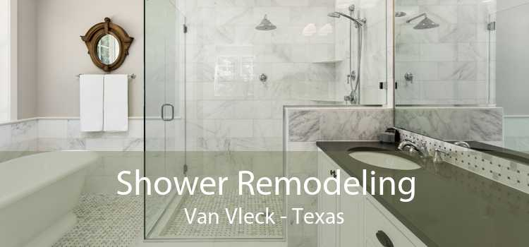 Shower Remodeling Van Vleck - Texas
