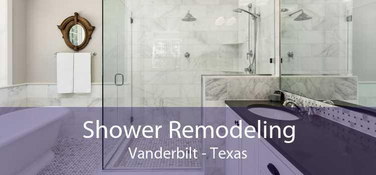 Shower Remodeling Vanderbilt - Texas