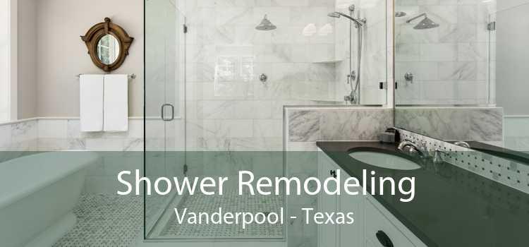 Shower Remodeling Vanderpool - Texas