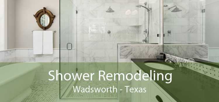 Shower Remodeling Wadsworth - Texas