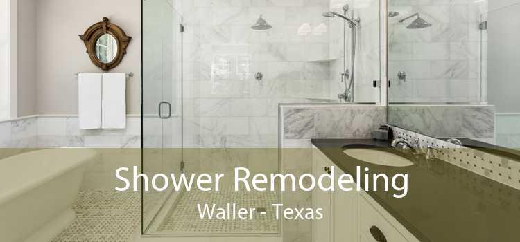 Shower Remodeling Waller - Texas