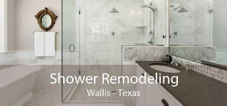 Shower Remodeling Wallis - Texas