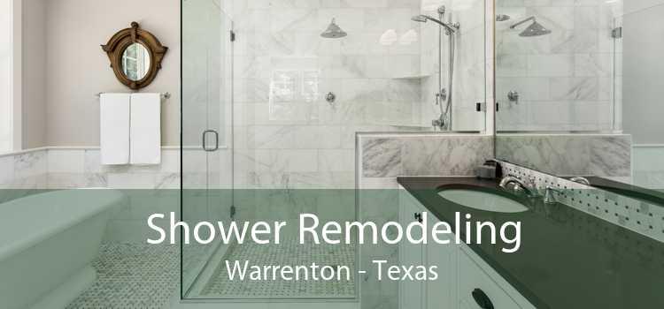 Shower Remodeling Warrenton - Texas