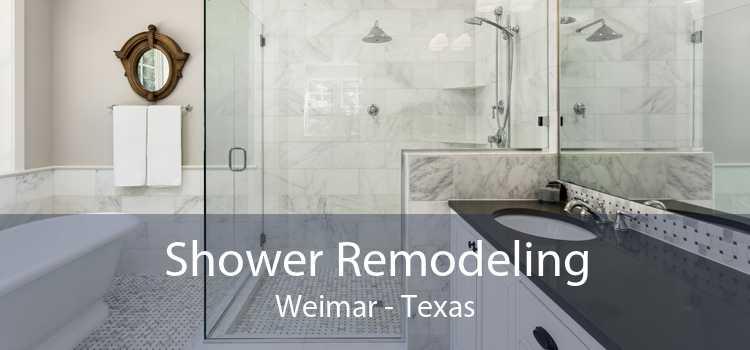 Shower Remodeling Weimar - Texas