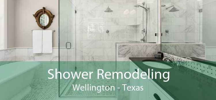 Shower Remodeling Wellington - Texas