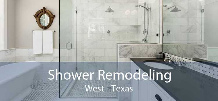 Shower Remodeling West - Texas