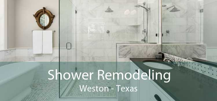 Shower Remodeling Weston - Texas