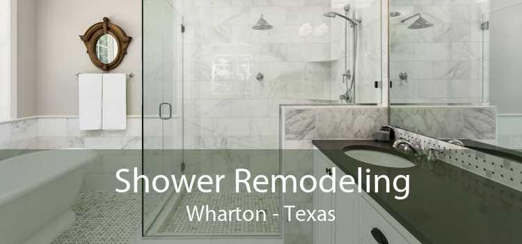 Shower Remodeling Wharton - Texas