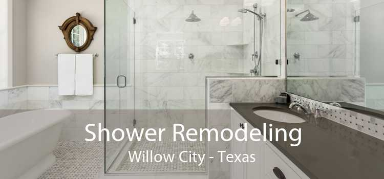 Shower Remodeling Willow City - Texas