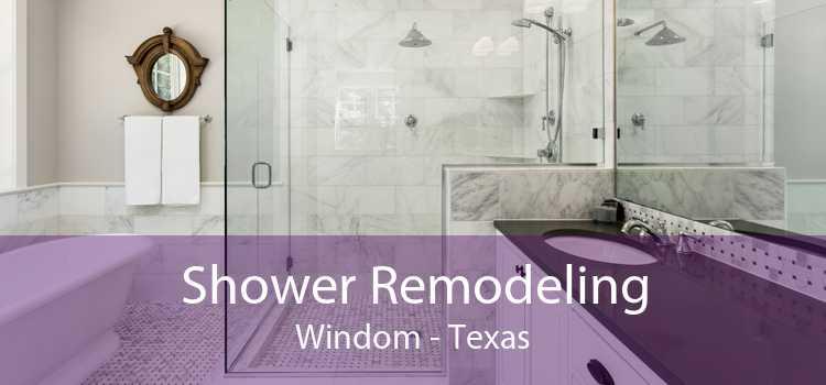 Shower Remodeling Windom - Texas