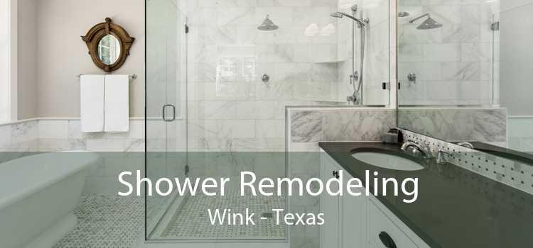 Shower Remodeling Wink - Texas