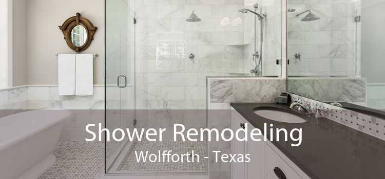 Shower Remodeling Wolfforth - Texas