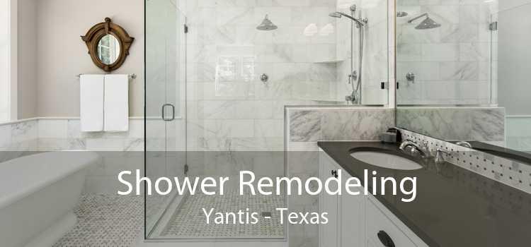 Shower Remodeling Yantis - Texas